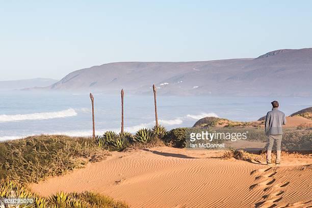 surf - halbinsel niederkalifornien stock-fotos und bilder