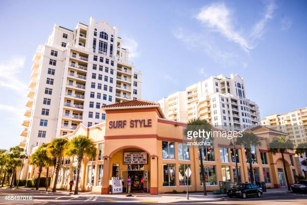 Surf Style shop in Clearwater Beach, Florida