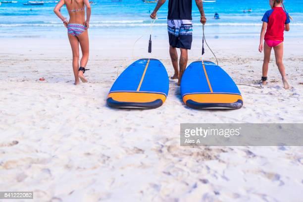 Surf temps