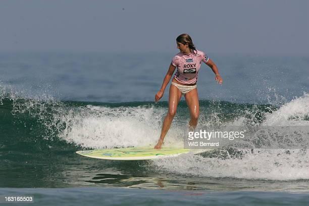 World Female Longboard Asp Championship In Biarritz Championnats du monde 2006 de longboard féminin ASP à Biarritz du 3 au 9 juillet