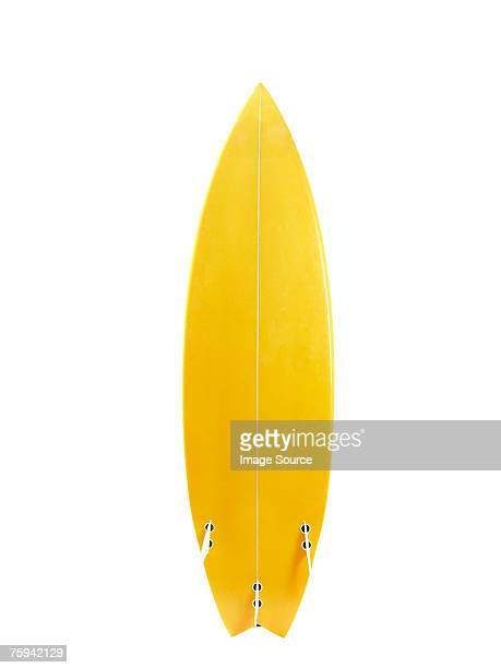 surfboard - plain background stock pictures, royalty-free photos & images