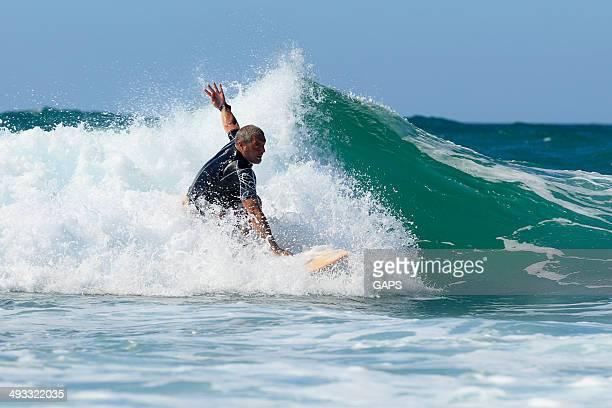 surfer at Liencres