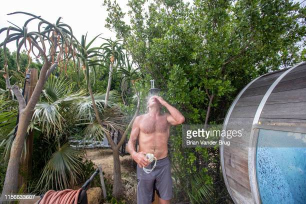 Surfer Laird Hamilton is photographed for Los Angeles Times on May 30 2019 in Malibu California PUBLISHED IMAGE CREDIT MUST READ Brian van der...