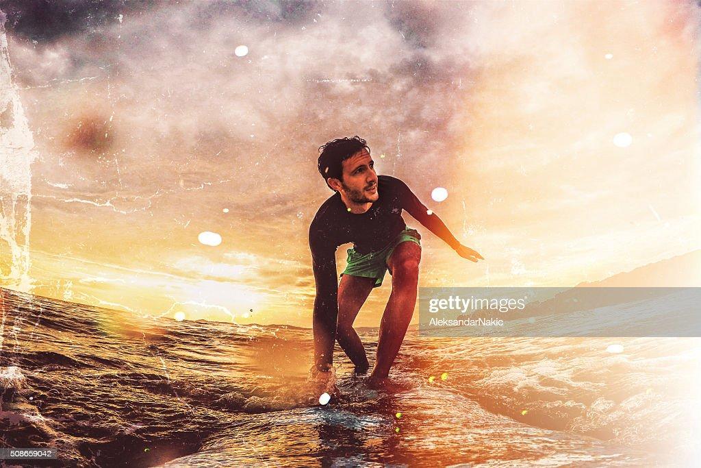 Surfer : Stock Photo