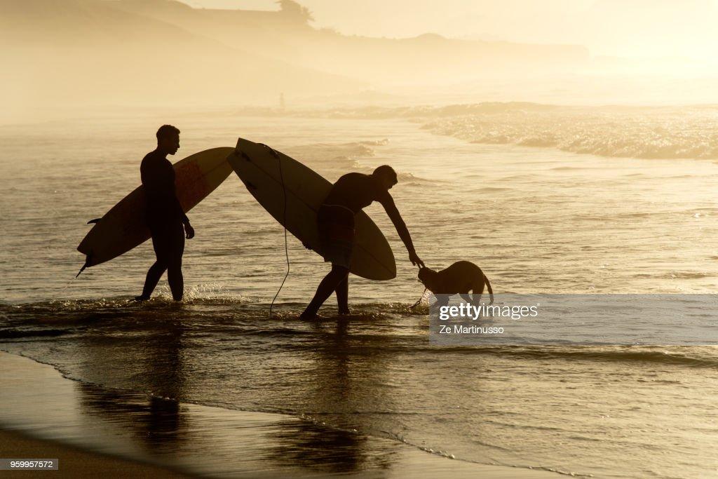 Surfer : Stock-Foto