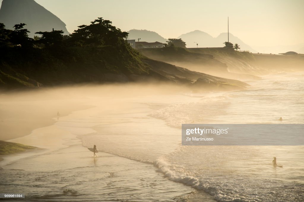 Surfer : Stock Photo