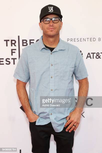 Surfer Shane Dorian attends a screening for Momentum Generation during te 2018 Tribeca Film Festival at SVA Theatre on April 21 2018 in New York City