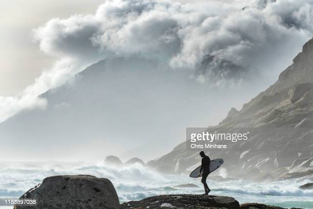 surfer - stock photo - extreme sports stock pictures, royalty-free photos & images