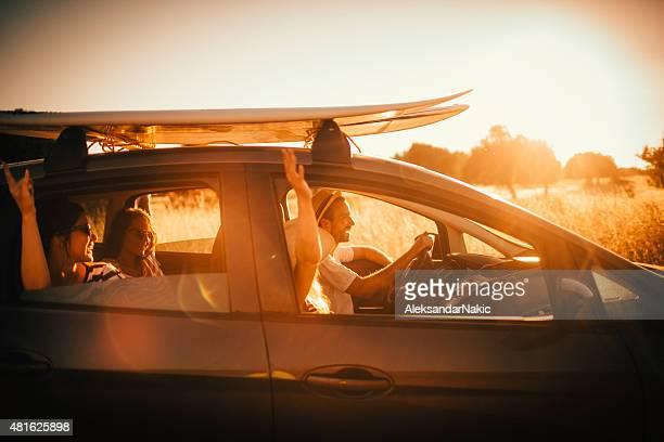surfista de estilo de vida - estrada da vida - fotografias e filmes do acervo