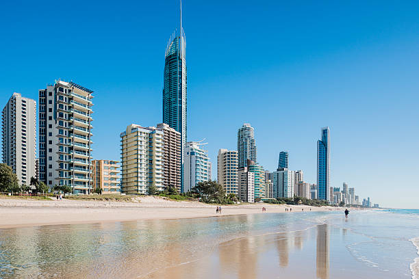 Surfers Paradise from Surfers Paradise Beach