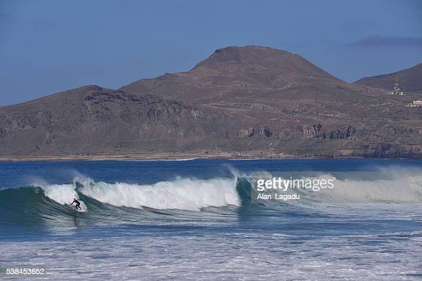 Surf, Gran Canaria, España.