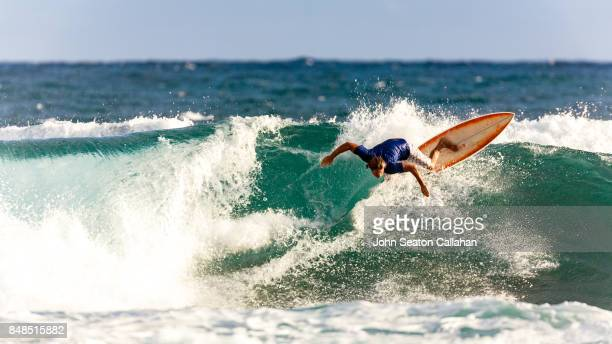 Surfing in Anjouan Island