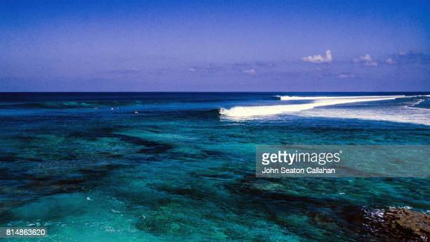 Surfing in the Andaman Islands