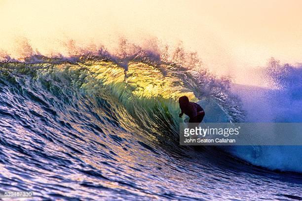 Surfing in the Savu Sea