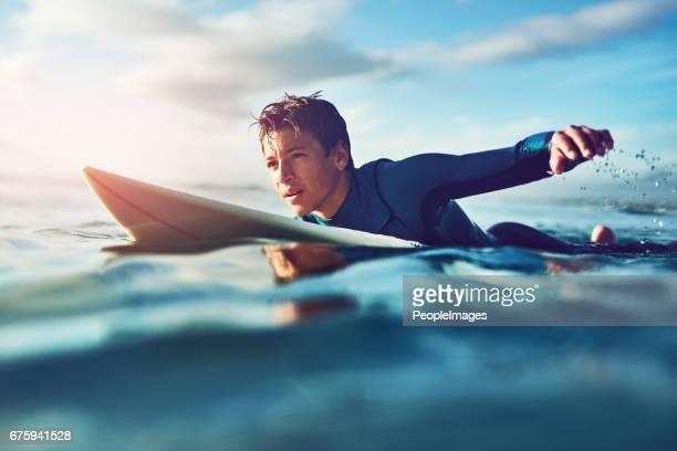 Surfing inspirerar självständighet