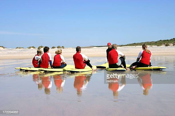 surfing lessons for the red team