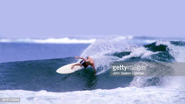 Surfing on Siargao Island