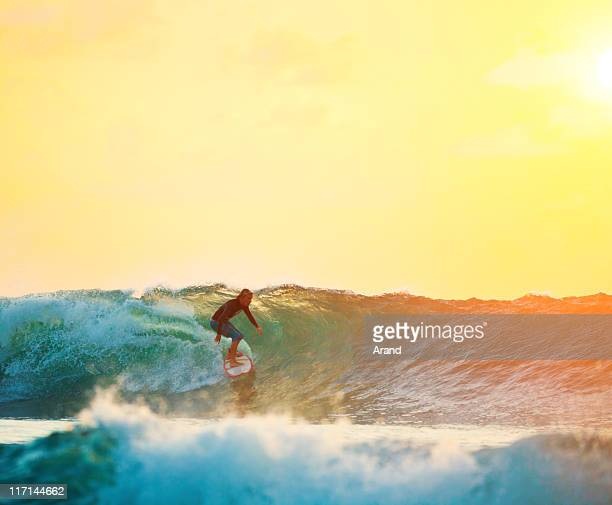 surfing - bali stock pictures, royalty-free photos & images