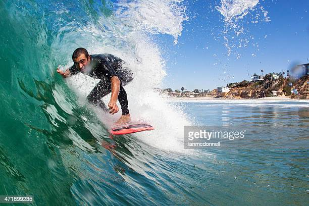 surfing - san diego stock pictures, royalty-free photos & images