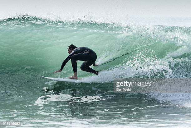 surfing - tarifa stock photos and pictures