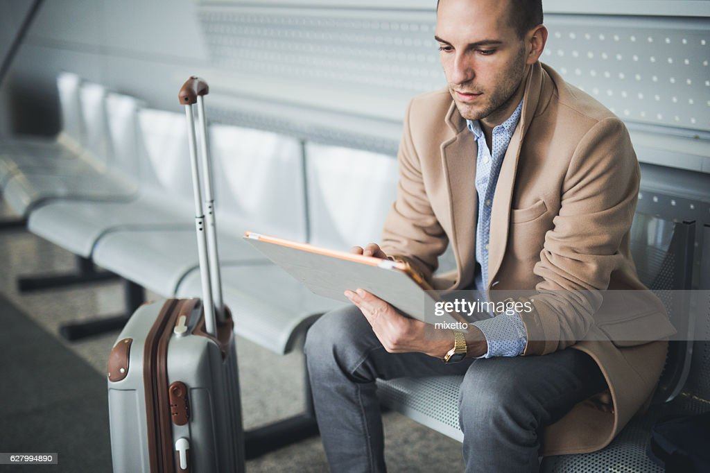 Surfing the net : Stock Photo