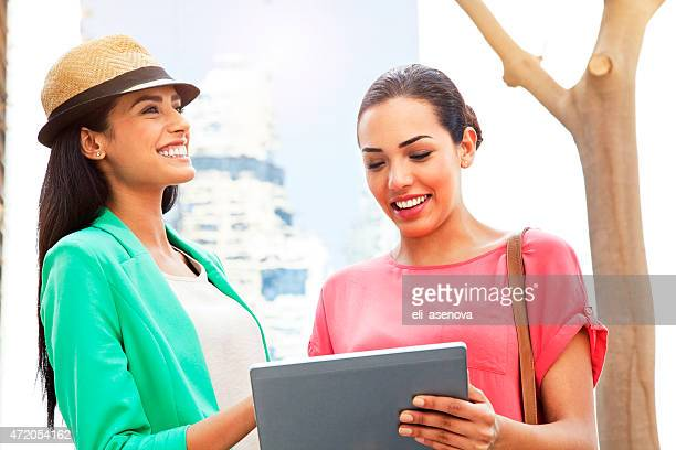 Surfing the web in Dubai Jumeirah Lake Towers