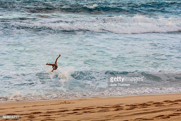 surf's up - image title stock pictures, royalty-free photos & images