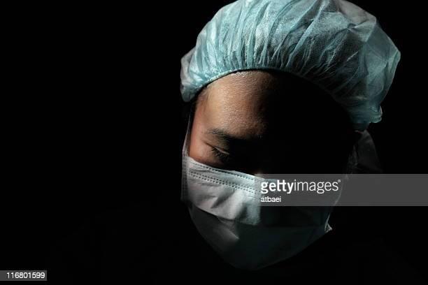 外科医 - ローキー ストックフォトと画像