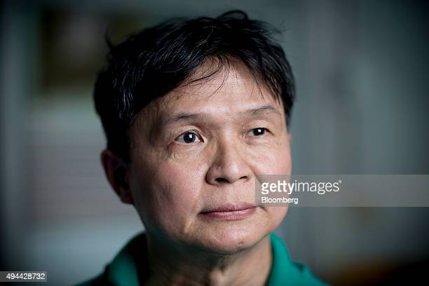 Surgeon Thep Vechavisit poses for a photograph at the Pratunam Polyclinic in Bangkok Thailand on Friday Oct 2 2015 For about 70000 baht patients male...
