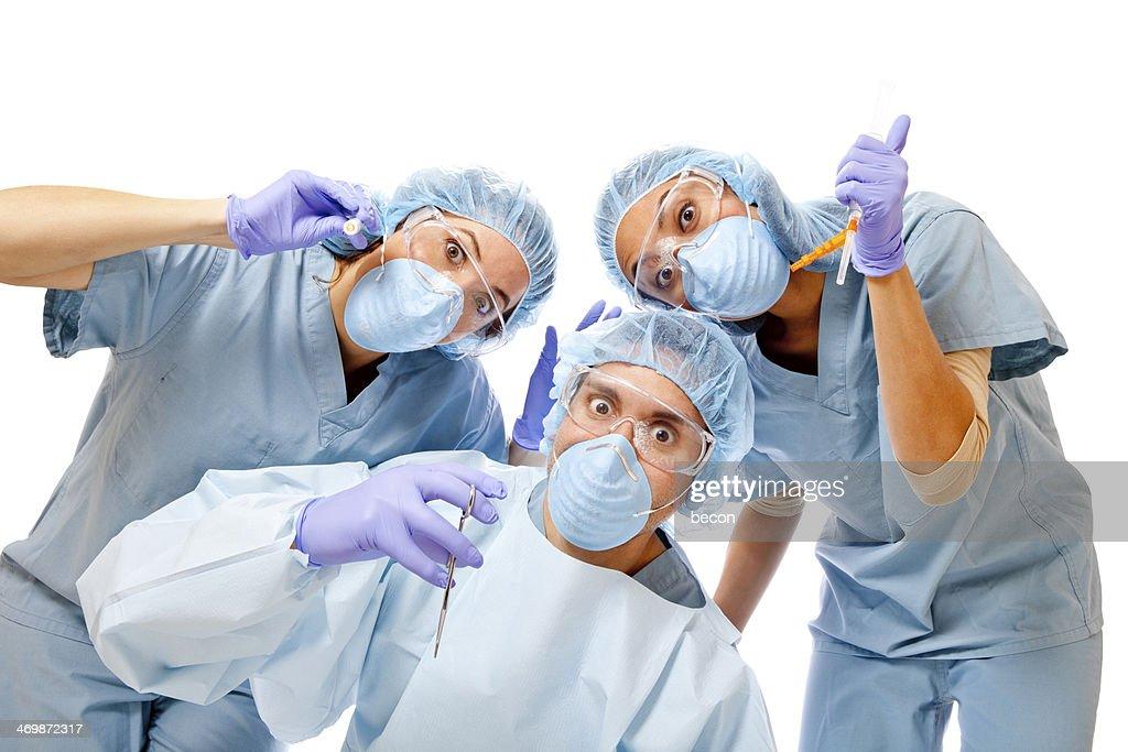Surgery : Stock Photo
