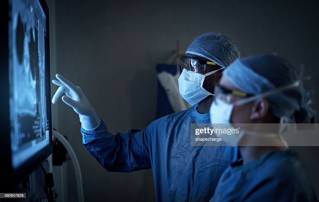 Surgical excellence at it's best : Stock-Foto