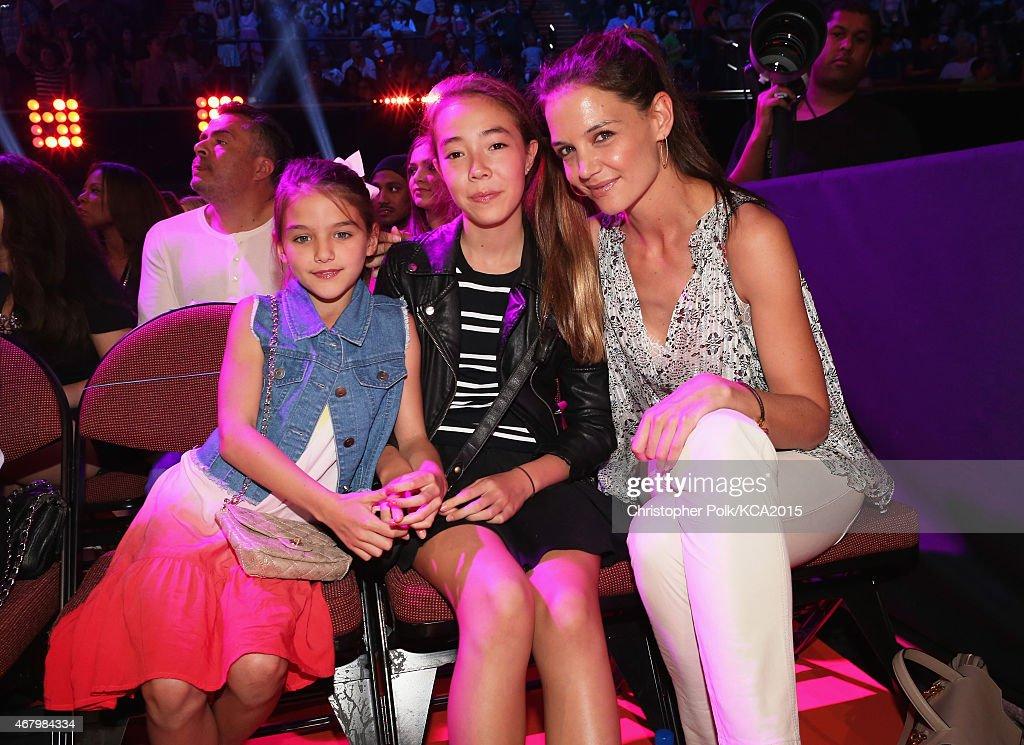 Nickelodeon's 28th Annual Kids' Choice Awards - Roaming Show : News Photo
