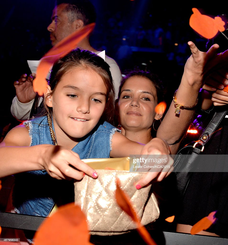 Nickelodeon's 28th Annual Kids' Choice Awards - Roaming Show : News Photo