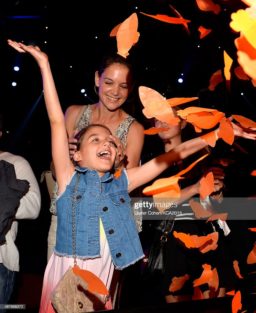 Nickelodeon's 28th Annual Kids' Choice Awards - Roaming Show