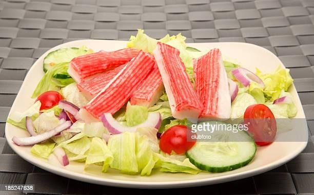 Bâtonnet de Surimi salade de crabe