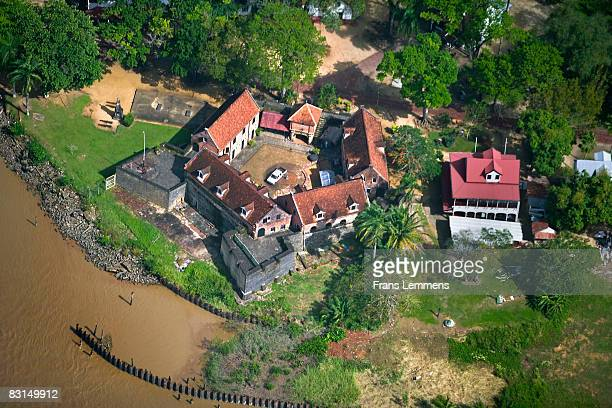 Suriname, fort called Zeelandia.