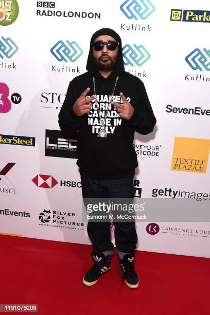 Surinder Rattan attends the Brit Asia TV Music Awards 2019 at SSE Arena Wembley on November 30 2019 in London England