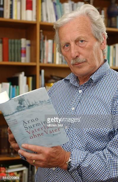 Surminski Arno * Schriftsteller Journalist D Portrait