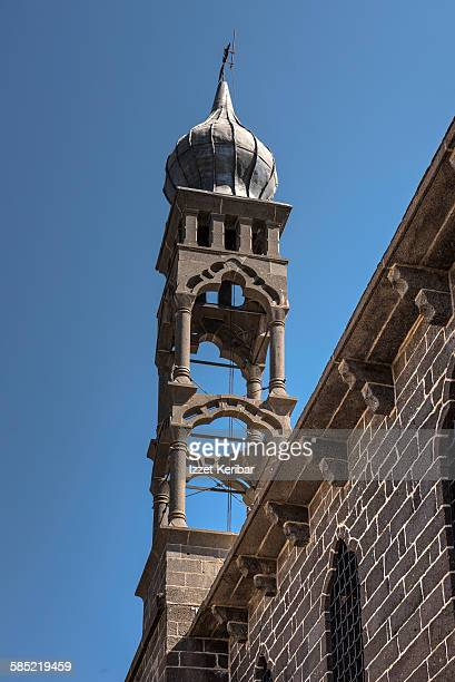Surp Giragos Armenian church in Diyarbakir, Turkey