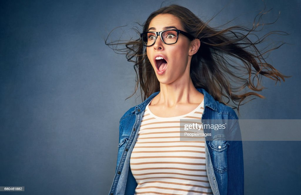 Surprise! : Stock Photo