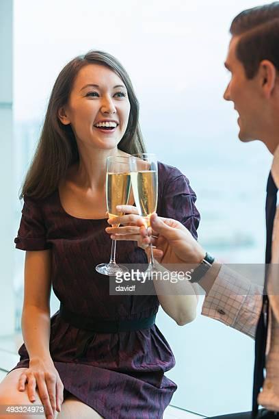 Surprise Toast Couple
