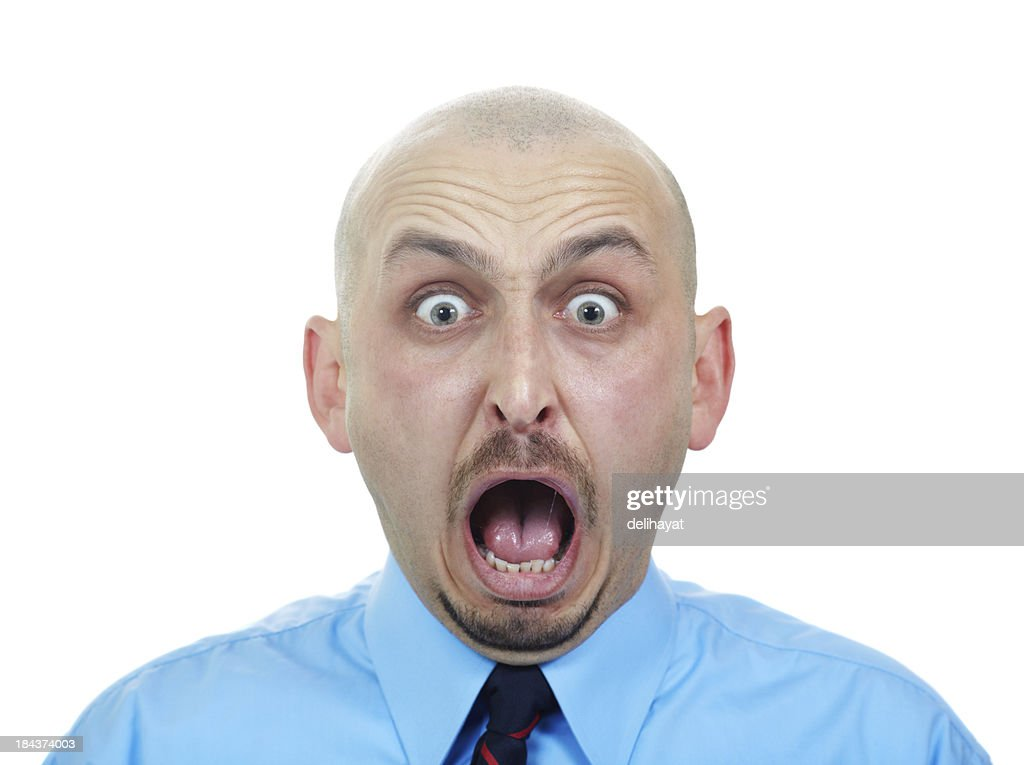 Surprised : Stock Photo