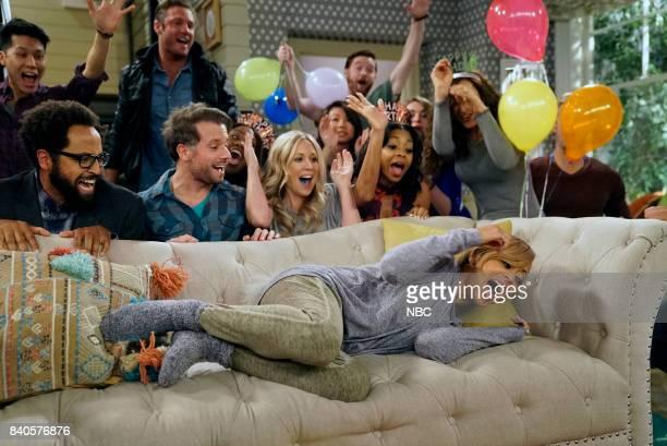 MARLON Surprises Episode 105 Pictured Diallo Riddle as Stevie Bresha Webb as Yvette Essence Atkins as Ashley