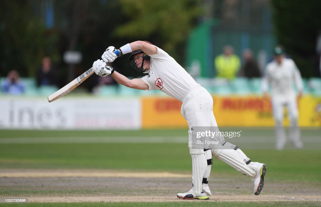 Worcestershire v Surrey - Specsavers County Championship: Division One