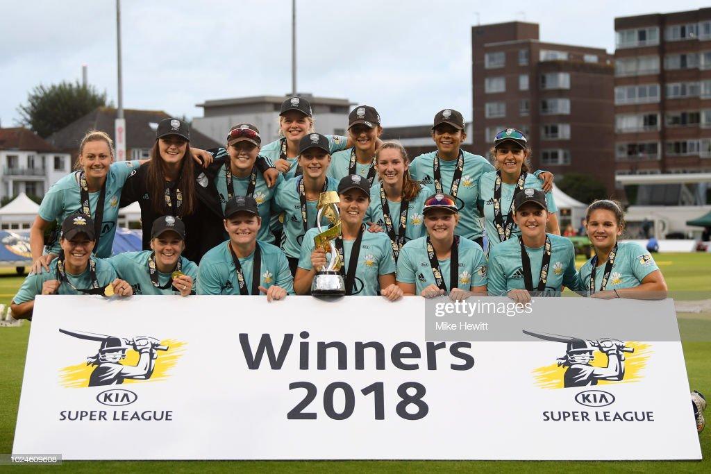 Finals Day Kia Super League 2018 : News Photo