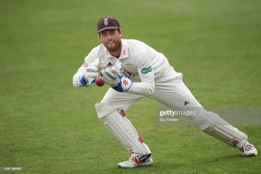 Worcestershire v Surrey - Specsavers County Championship: Division One : News Photo
