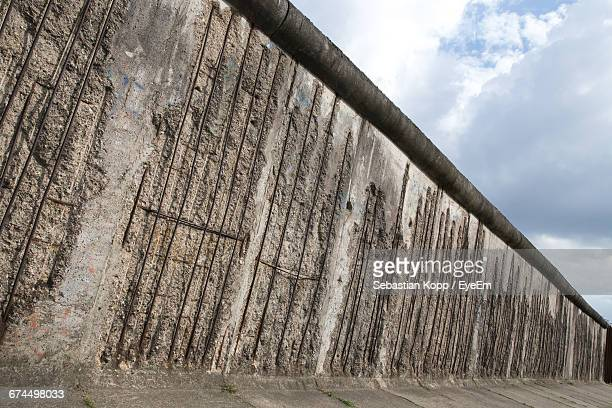 Surrounding Wall Against Sky