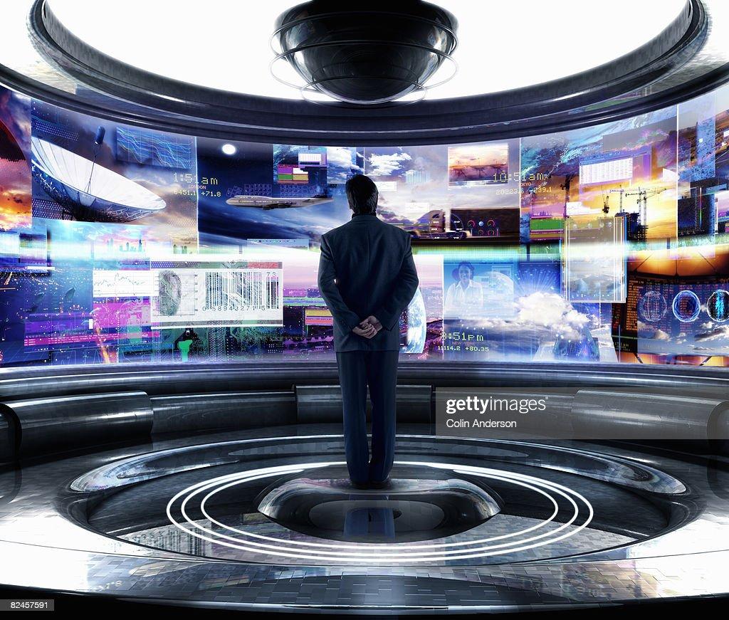 surveillance : Stock Photo
