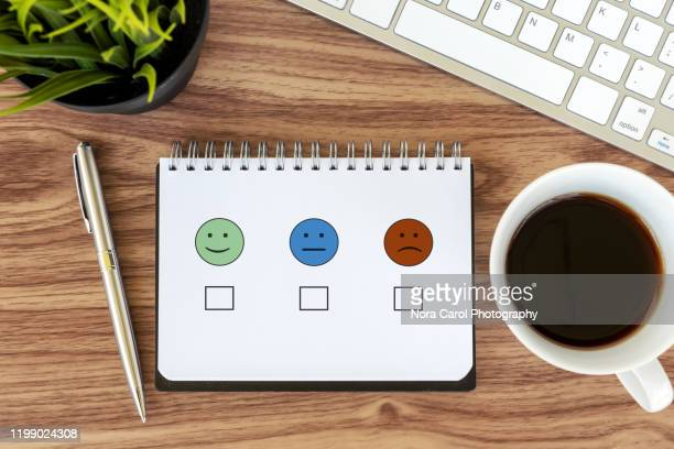 survey feedback - questionnaire stock pictures, royalty-free photos & images