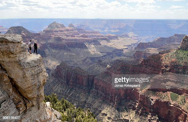 Surveying the Grand Canyon